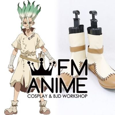 Dr. Stone Senku Ishigami Cosplay Shoes Boots