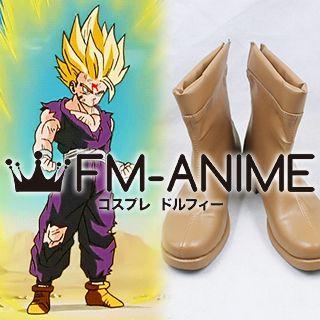 Dragon Ball Gohan Cosplay Shoes Boots