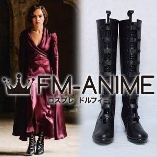 Harry Potter Fantastic Beasts: The Crimes of Grindelwald Leta Lestrange Cosplay Shoes Boots