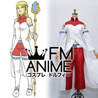 Fantasy Frontier Nadia Cosplay Costume