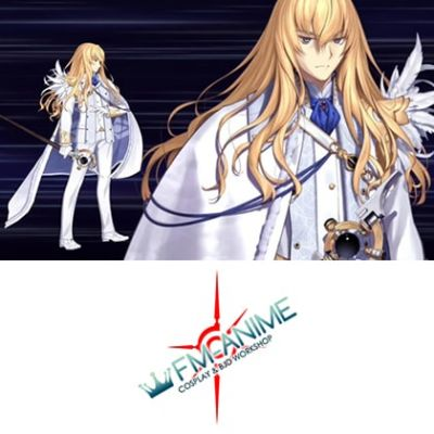 Fate/Grand Order Kirschtaria Wodime Command Spell Cosplay Tattoo Stickers