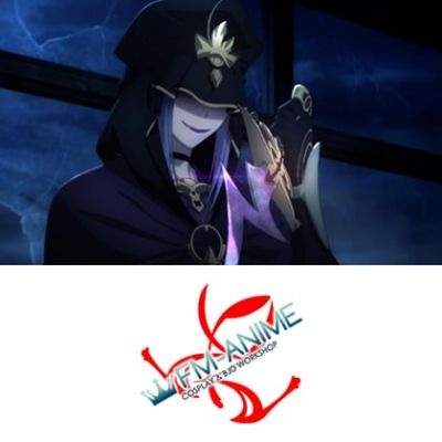 Fate/stay night Caster Command Spell Cosplay Tattoo Stickers