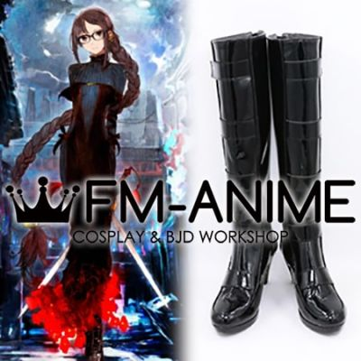 Fate/Grand Order Yu Miaoyi Cosplay Shoes Boots