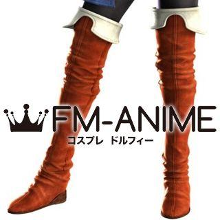 Final Fantasy III Refia Cosplay Shoes Boots