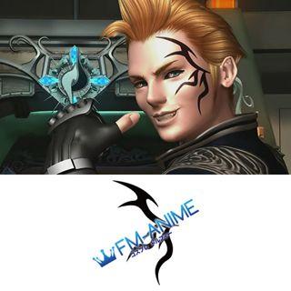 Final Fantasy VIII Zell Dincht Cosplay Tattoo Stickers