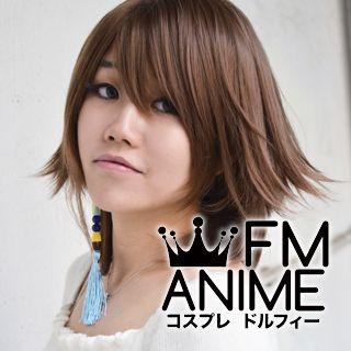 Final Fantasy X Yuna Cosplay Wig