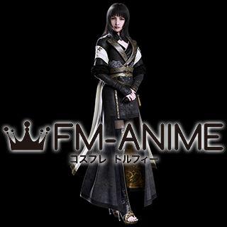 Final Fantasy XV Gentiana Cosplay Costume
