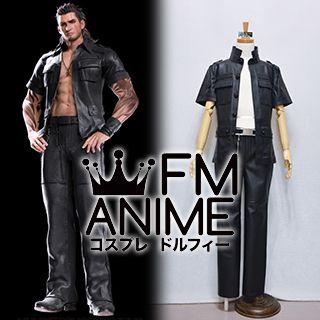 Final Fantasy XV Gladiolus Amicitia Cosplay Costume
