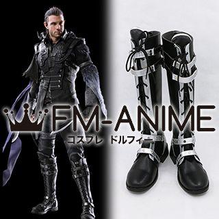Kingsglaive: Final Fantasy XV Nyx Ulric Cosplay Shoes Boots