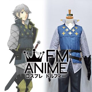 Fire Emblem Fates Lazward Cosplay Costume