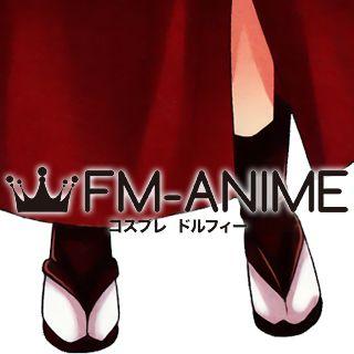 Fire Emblem Fates Mitama Cosplay Shoes Boots