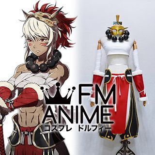 Fire Emblem Fates Rinkah Cosplay Costume
