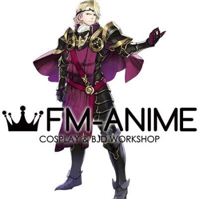 Fire Emblem Fates Xander Cosplay Costume