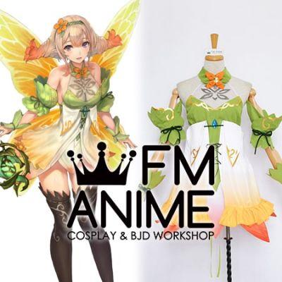 Fire Emblem Heroes Peony Dress Cosplay Costume