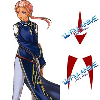 Fire Emblem: Path of Radiance Ena Cosplay Tattoo Stickers