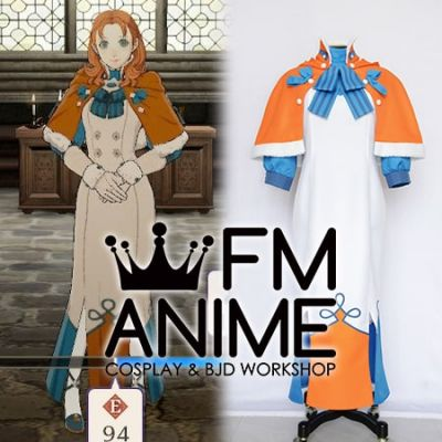 Fire Emblem: Three Houses Annette Fantine Dominic After the Timeskip Cosplay Costume