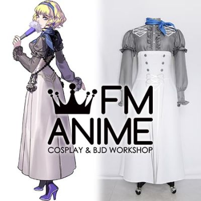 Fire Emblem: Three Houses Constance Von Nuvelle DLC Cosplay Costume