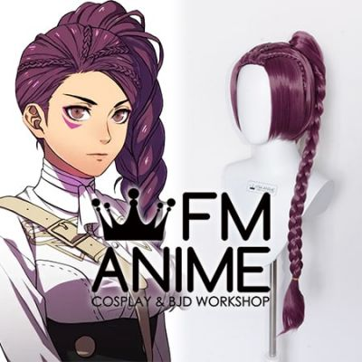 Fire Emblem: Three Houses Petra Macneary Cosplay Wig