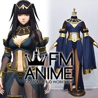 Fire Emblem Warriors Tharja Sorcerer Version Cosplay Costume