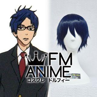 Free! - Iwatobi Swim Club Rei Ryugazaki Cosplay Wig