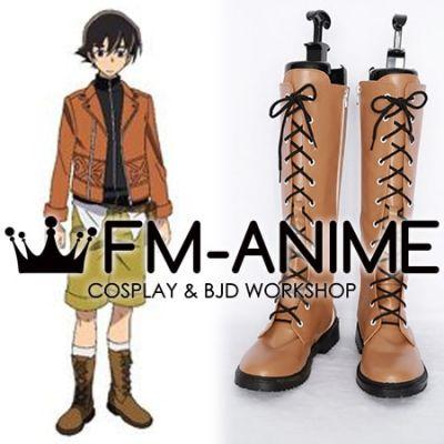 Future Diary Yukiteru Amano Cosplay Shoes Boots