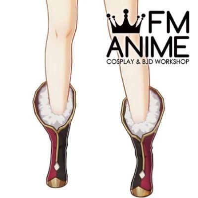 Genshin Impact Yanfei Cosplay Shoes Boots