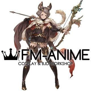Granblue Fantasy Sutera Original Version Cosplay Costume