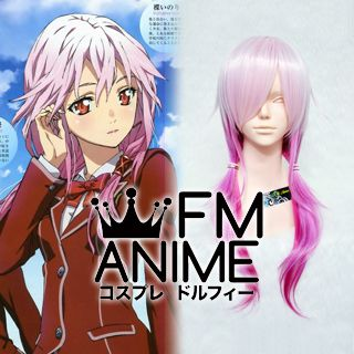 Guilty Crown Inori Yuzuriha Cosplay Wig