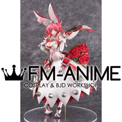 GUILTY GEAR Xrd -SIGN- Elphelt Valentine White Cosplay Costume