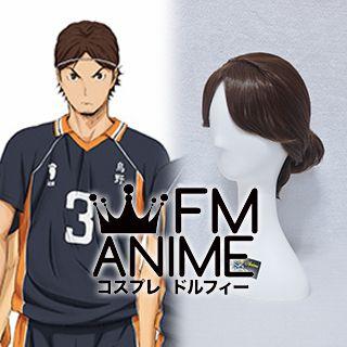 Haikyuu!! season 2 Asahi Azumane Cosplay Wig