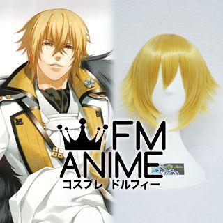 Hakuoki Chikage Kazama Cosplay Wig