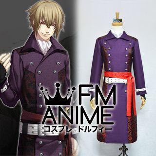 Hakuoki Chikage Kazama Cosplay Costume