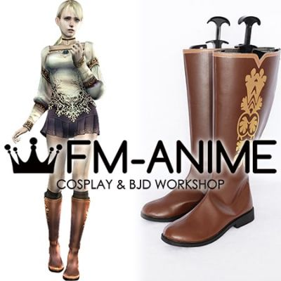 Haunting Ground Fiona Belli Cosplay Shoes Boots