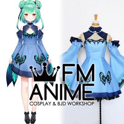 Hololive Fantasy Uruha Rushia Virtual YouTuber Vtuber Cosplay Costume