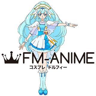 HUGtto! Pretty Cure Cure Ange Yakushiji Saaya Cosplay Costume