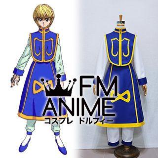 Hunter × Hunter Kurapika Cosplay Costume