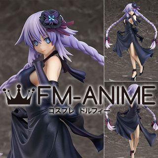 Hyperdimension Neptunia Purple Heart Dress Ver. Cosplay Costume