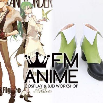 Fate/Grand Order Enkidu Boyfriend Cosplay Shoes Boots