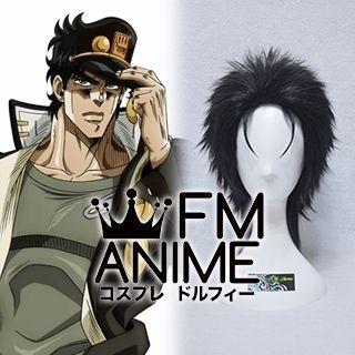 JoJo's Bizarre Adventure Jotaro Kujo Cosplay Wig