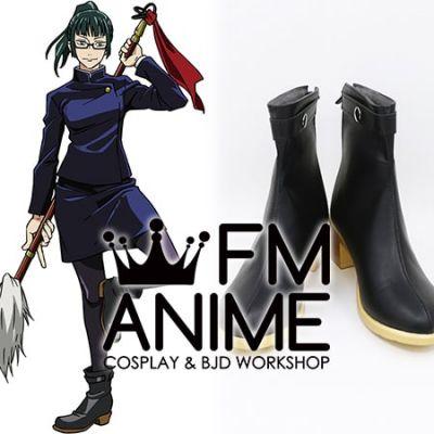 Jujutsu Kaisen Maki Zenin Cosplay Shoes Boots