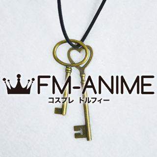 Kagerou Project Marry Kozakura Necklace Metal Key Cosplay