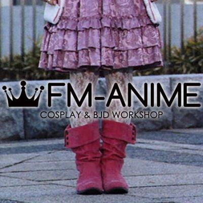 Super Sentai series Kaizoku Sentai Gokaiger Princess Ahim de Famille Cosplay Shoes Boots