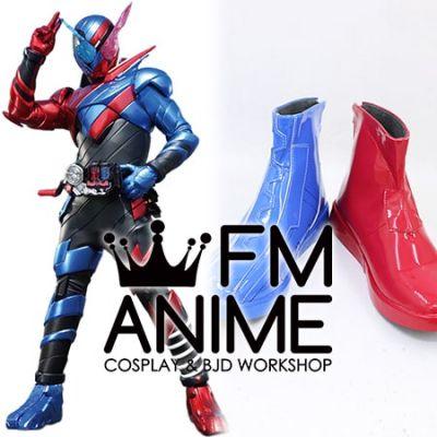 Kamen Rider series Kamen Rider Build Cosplay Shoes Boots