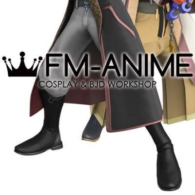 Kingdom Hearts III Kingdom Hearts 3 Young Xehanort Apprentice Cosplay Shoes Boots