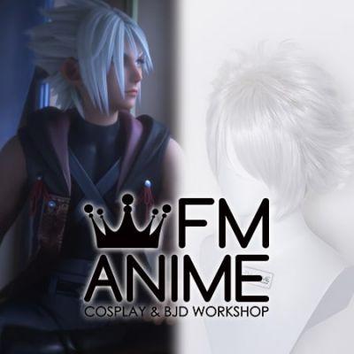 Kingdom Hearts III Kingdom Hearts 3 Young Xehanort Apprentice Cosplay Wig