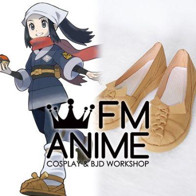 Legends Pokemon: Arceus Dawn Cosplay Shoes