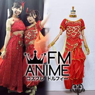 Love Live! Sunshine Ruby Kurosawa Manatsu wa Dare no Mono Cosplay Costume