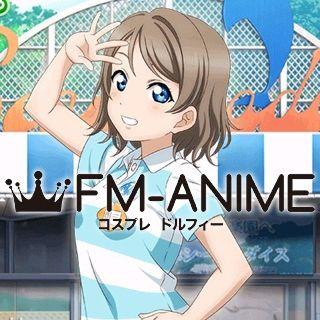 Love Live You Watanabe Cosplay BJD Dolls Wig