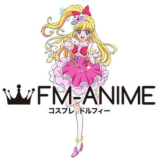 Witchy PreCure! Asahina Mirai Cure Miracle Cosplay Costume
