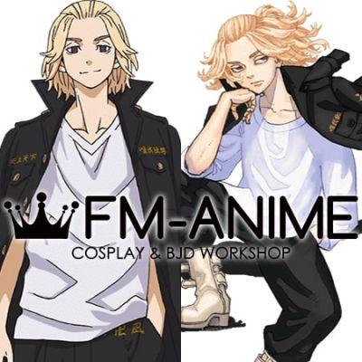Tokyo Revengers Manjiro Sano Mikey Cosplay Wig
